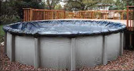 Pool Safety in Winter