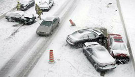 Winter Auto-Accident Guide