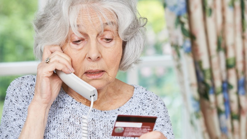 Protecting the Elderly Against Fraud