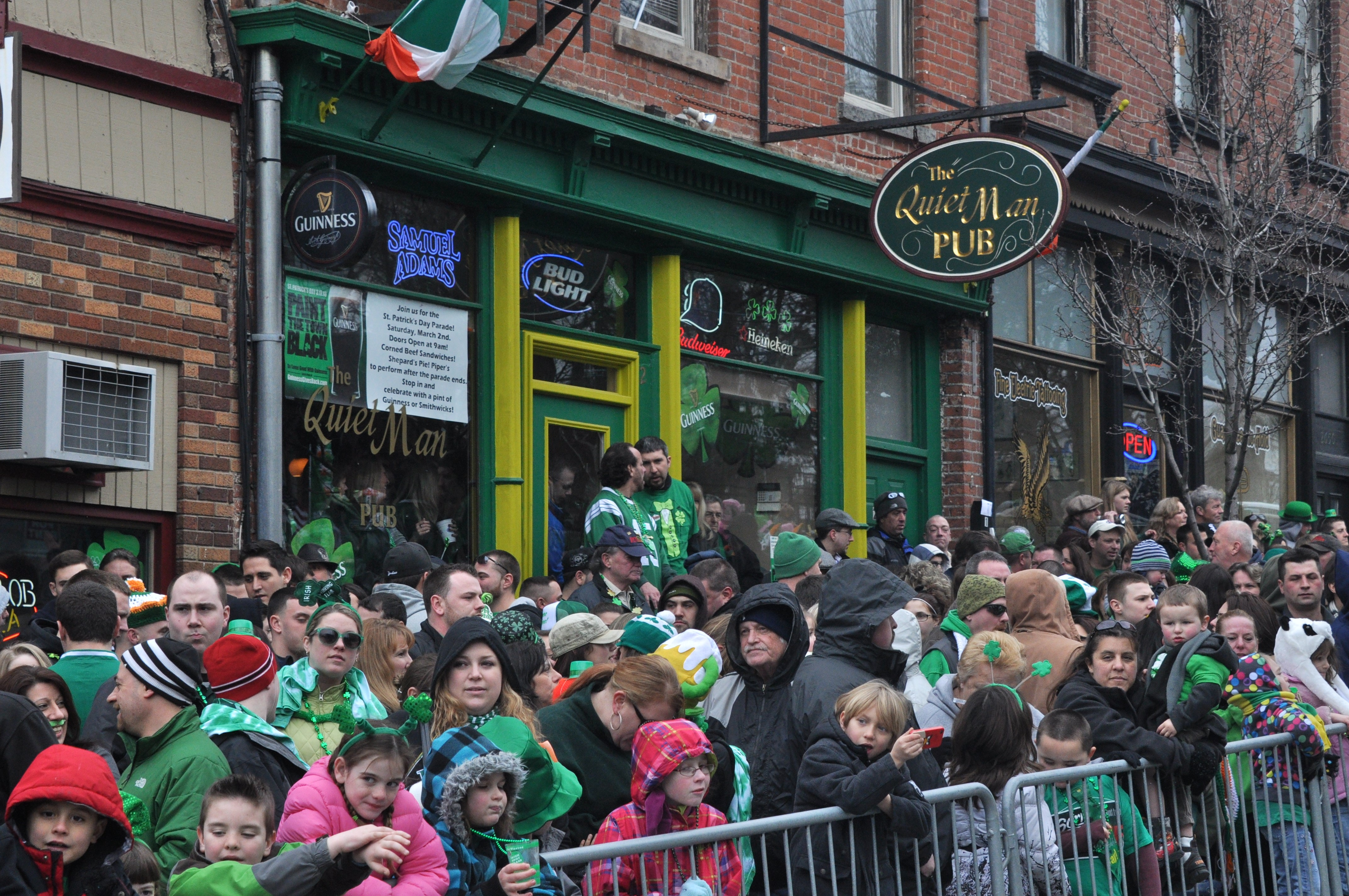 The Four Ways Your St. Patrick's Day Celebration Can Go Wrong