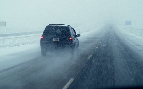 Driver Liability on Winter Roads