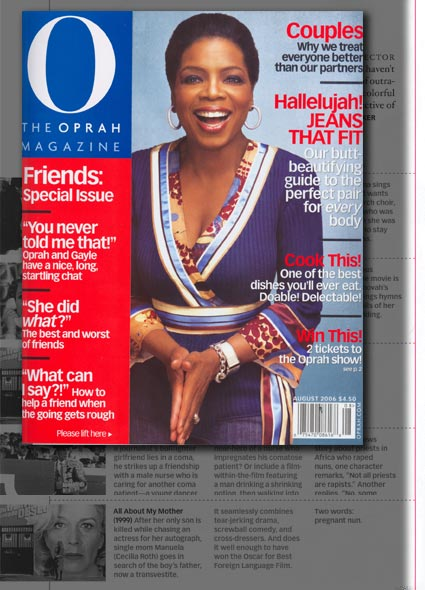 The Oprah Magazine featuring Legalmatch